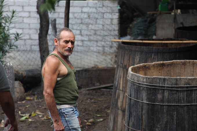 Aquilino Garcia Lopez (Vago)