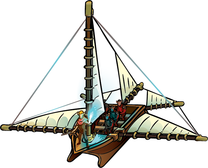Guild Boat Crew
