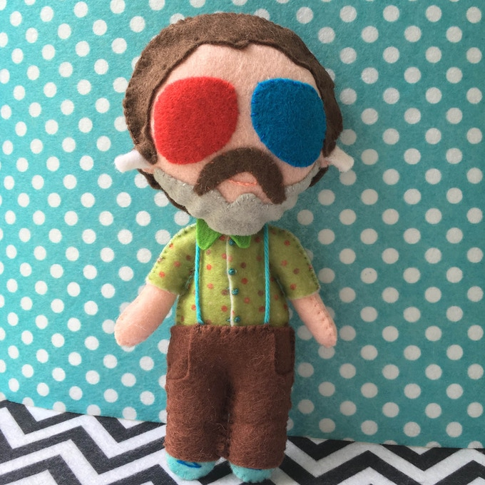 Dr Jacoby doll