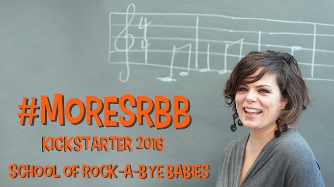 Elizabeth hoping to make #MoreSRBB!