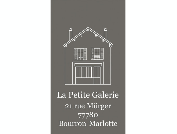 """Rendez-vous at """"La Petite Galerie"""" in March 2017, in France."""
