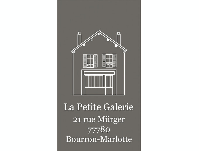 "Rendez-vous at ""La Petite Galerie"" in March 2017, in France."