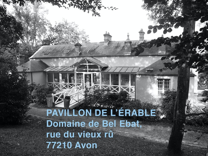 """Rendez-vous at """"Pavillon de l'Érable"""" from the 13th of May to the 4th of June 2017, in France."""