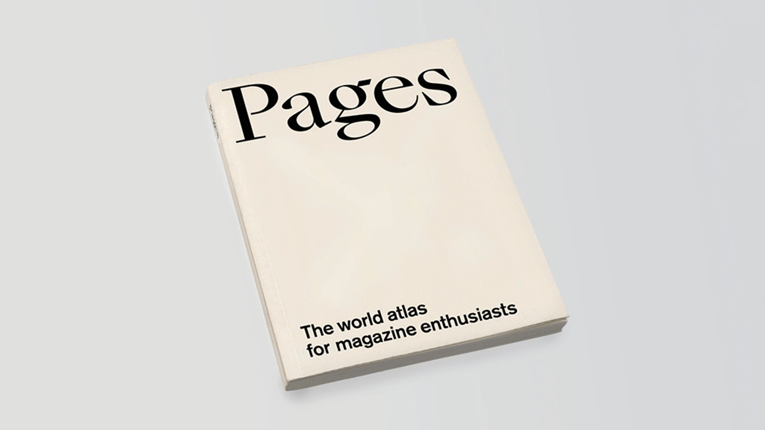PAGES, the world atlas for magazine enthusiasts by Céline ...
