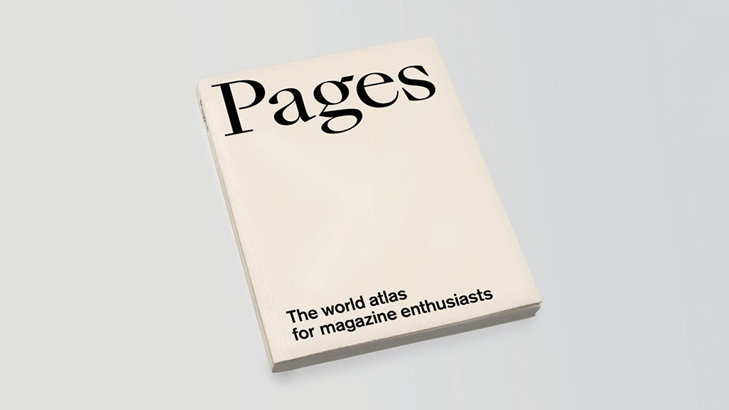 PAGES, the world atlas for magazine enthusiasts project video thumbnail