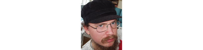 A picture of my face. I assure you it has nothing to do with my ability to make games.