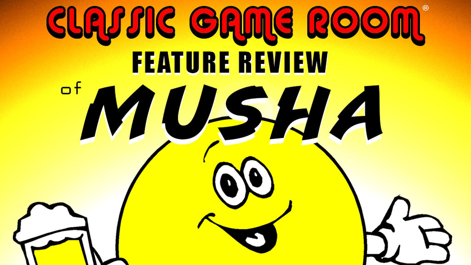 Classic Game Room Feature Review of MUSHA by Classic Game Room ...
