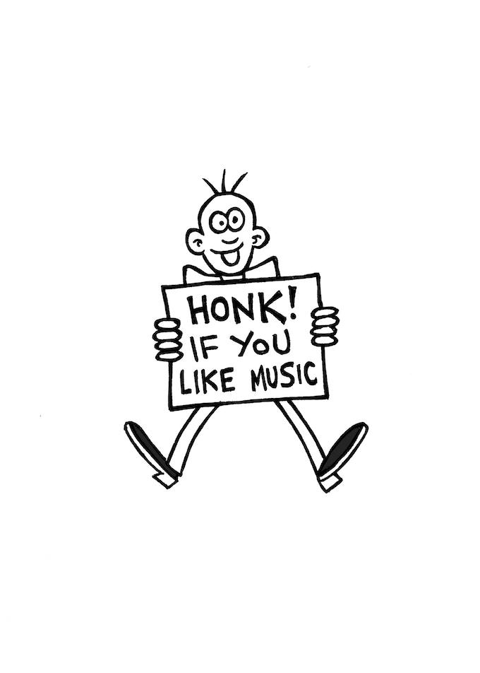 HONK NYC! 2016 by Sara Valentine —Kickstarter