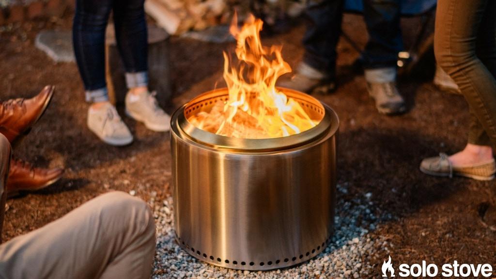 Solo Stove Bonfire | The World's Most Unique Fire Pit project video thumbnail
