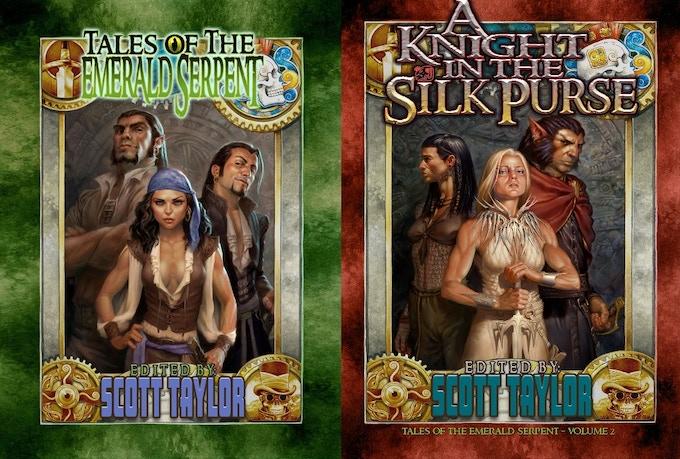 Anthology Covers