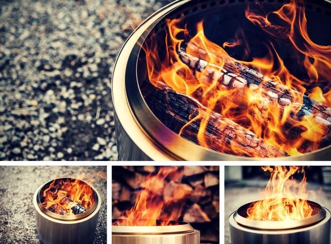 Solo Stove Bonfire The World S Most Unique Fire Pit By