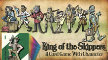 King of the Skippers: A card game with character (ReLaunch)