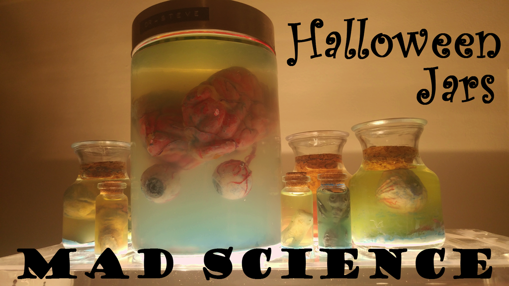 Mad Science Jars for Halloween project video thumbnail