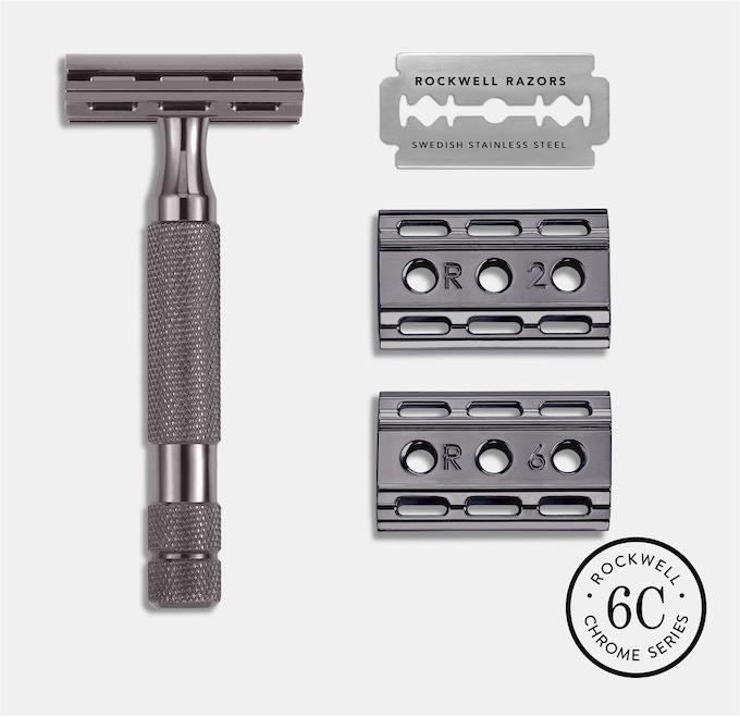 Rockwell 6C - Gunmetal