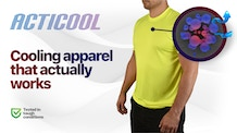 ActiCool - Cooling Apparel that Actually Works!