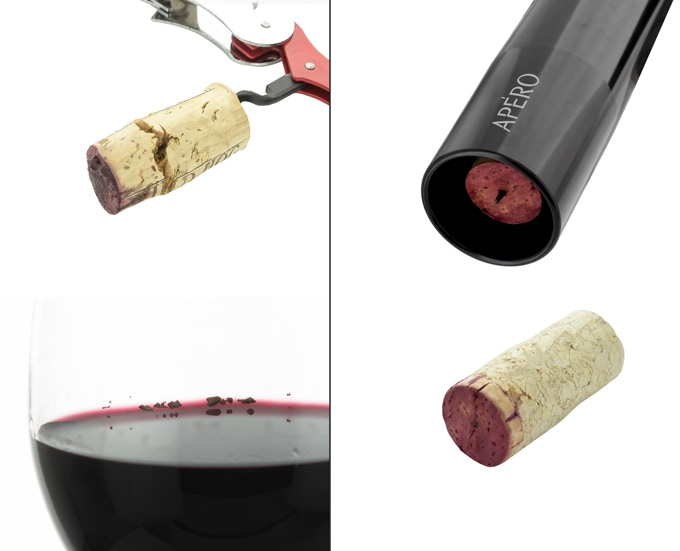 ap ro the world 39 s first nitrous oxide powered wine opener by ap ro wine kickstarter. Black Bedroom Furniture Sets. Home Design Ideas