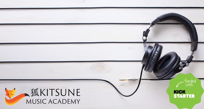 A modern & fun way to learn music. Kitsune Music Academy can be used as either a replacement or supplement to traditional music lessons