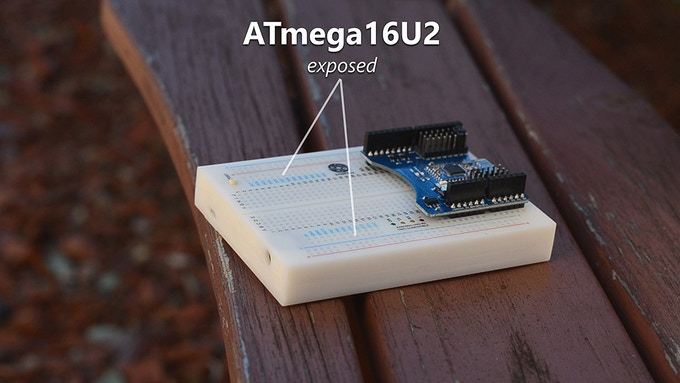 Stemtera breadboard arduino compatible built in