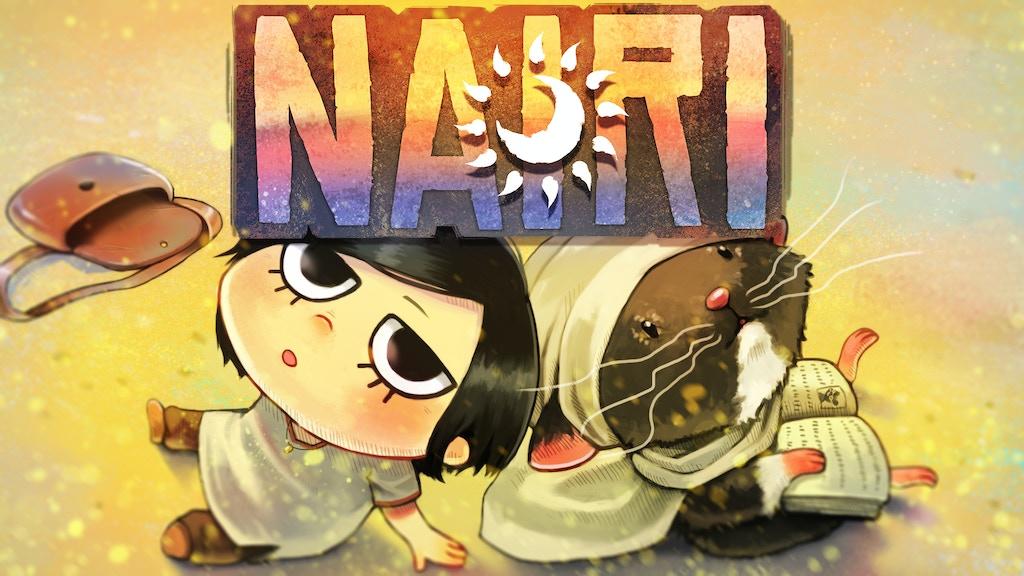 NAIRI project video thumbnail