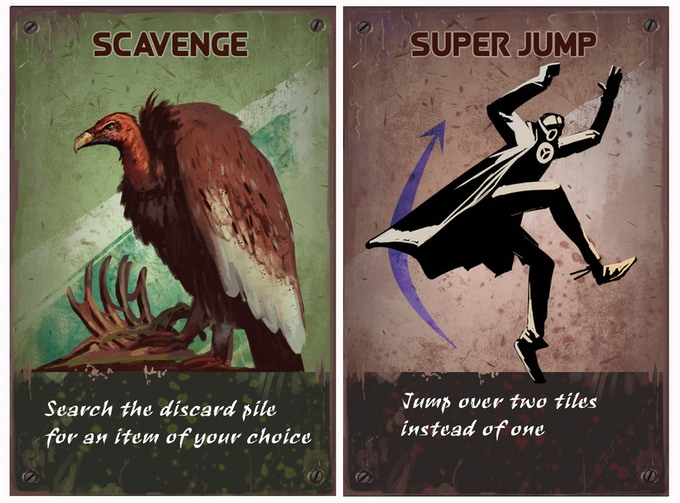 At $20,000, these two new kickstarter exclusive cards are added!