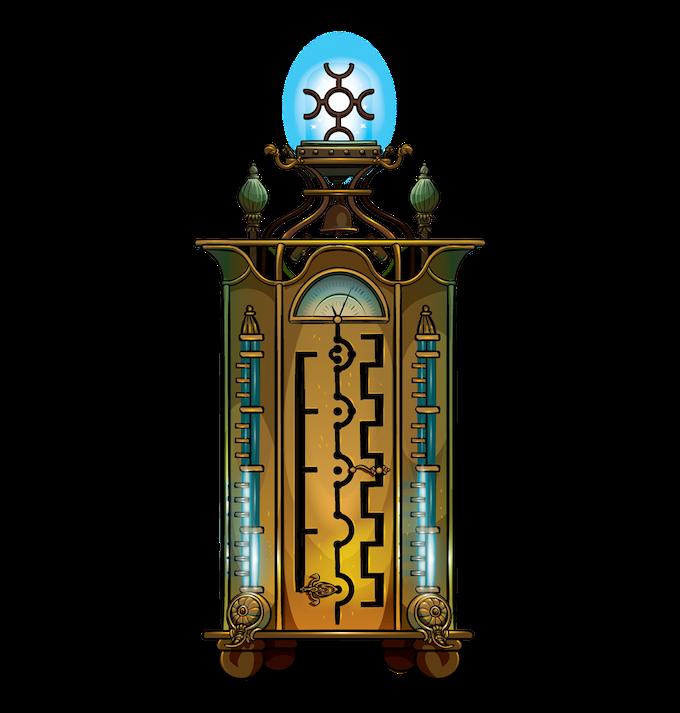 Arcanochronometer