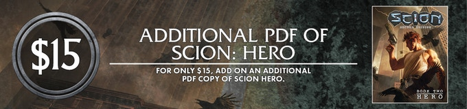 Scion 2nd Edition Tabletop Rpg By Richard Thomas Kickstarter