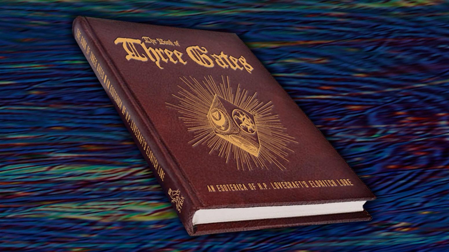 The Book of Three Gates by Simon Berman — Kickstarter
