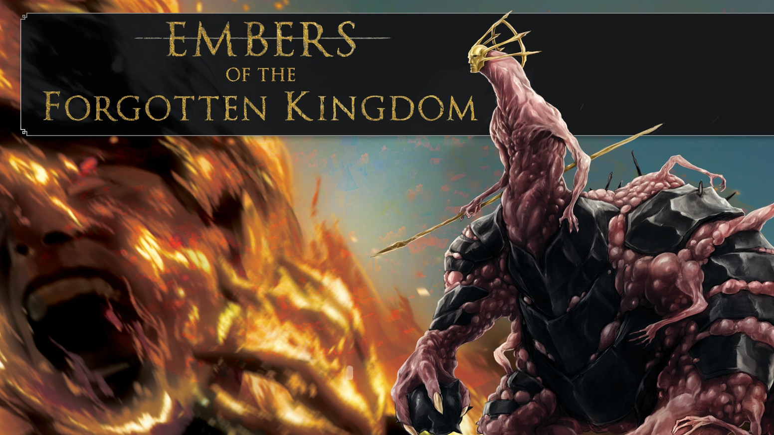 Embers of the Forgotten Kingdom by Andreas Walters — Kickstarter