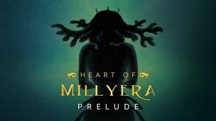A 20-page preview book of the first pages from the Australian webcomic 'Heart of Millyera'.