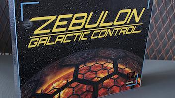 Zebulon: Galactic Control