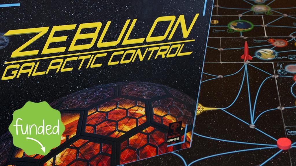 Zebulon: Galactic Control project video thumbnail
