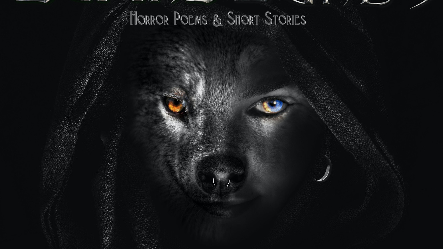 Halloween Schort.Lupine Lunes Horror Poems Short Stories By Lester Smith