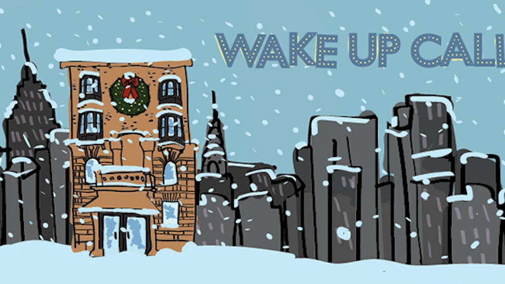 Wake Up Call @ IRT Theater project video thumbnail