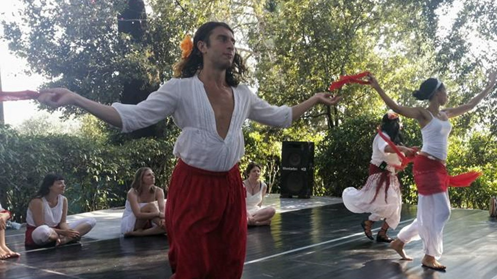 Project image for BRIDGING LGBTQ VIA ITALIAN FOLK DANCE/MUSIC and DOCUMENTARY