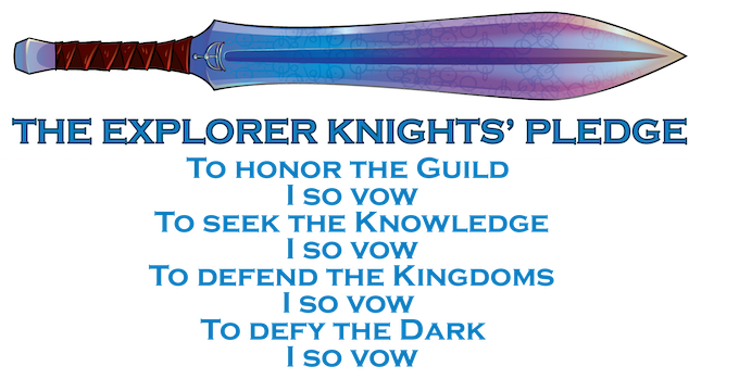 Knights' Blade and Vow