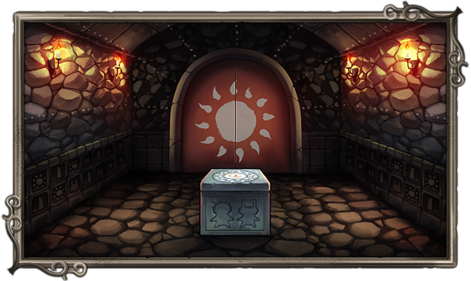 Shirin is full of dark crypts, dungeons and other secrets.