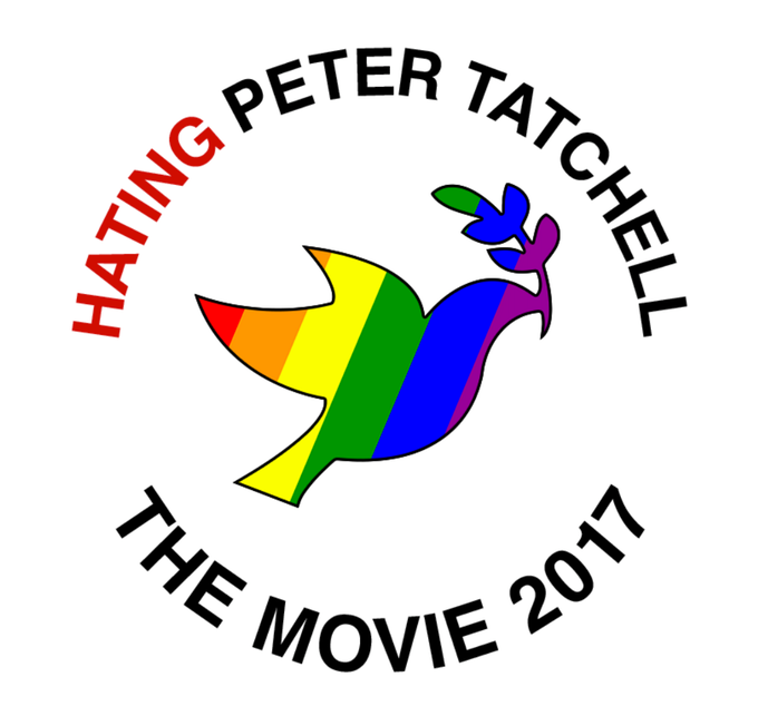 Support Hating Peter Tatchell - the Documentary today
