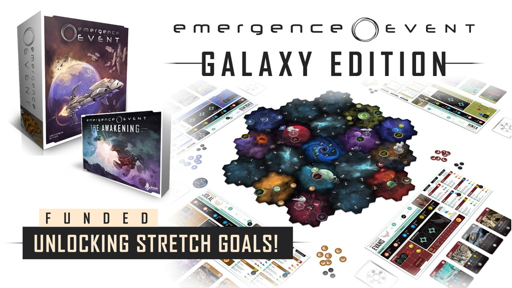 Emergence Event Galaxy Edition project video thumbnail