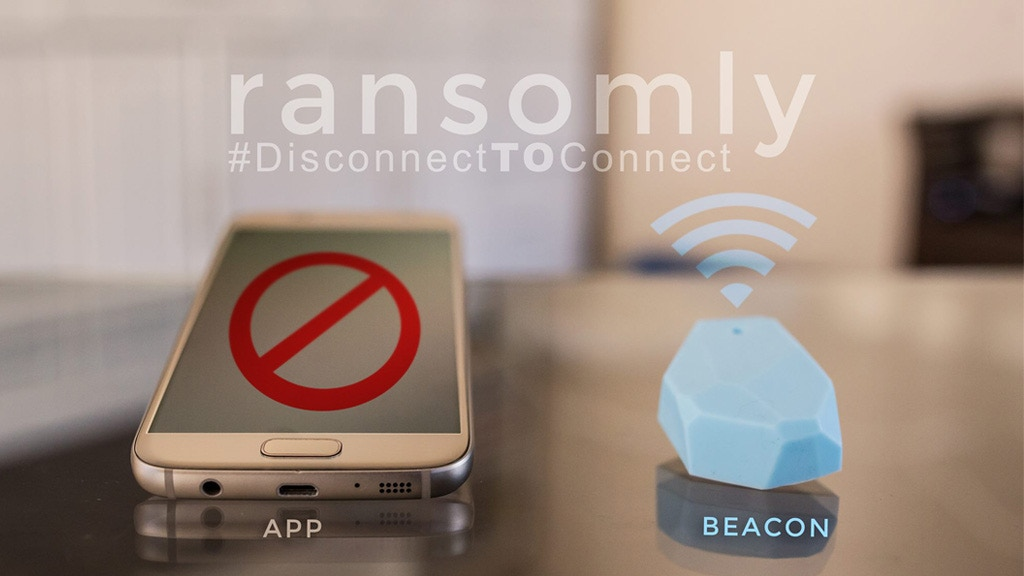 Ransomly | A bluetooth beacon to make any room app-free. project video thumbnail
