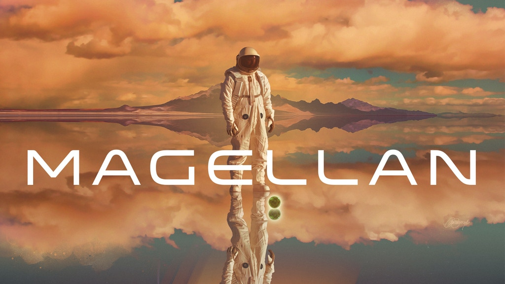 MAGELLAN - Sci-Fi Feature - A Near-Future Space Thriller project video thumbnail