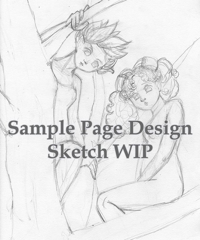 Sample Sketch Design WIP