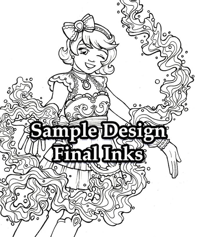 Final Page Design Sample