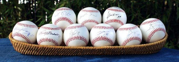 Balls, balls and more balls! (Signed!)