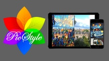 PicStyle: Convert Photos to Abstract Works of Art