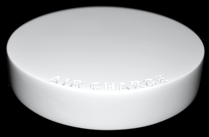 Charging Base in Arctic White