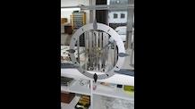 création d'horloge contemporaine et d'horloge en bois