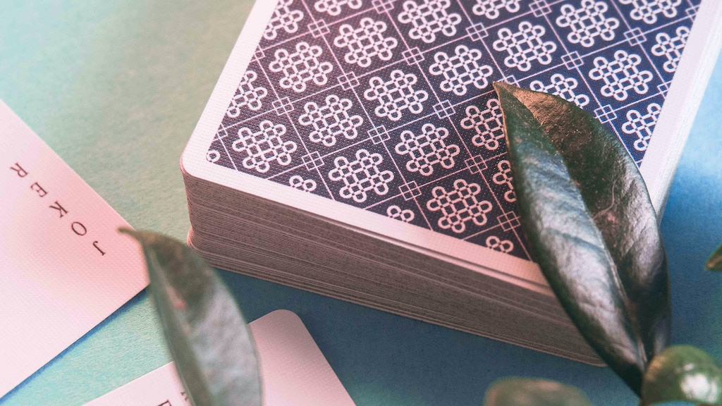 MINT 2 - Luxury Playing Cards project video thumbnail
