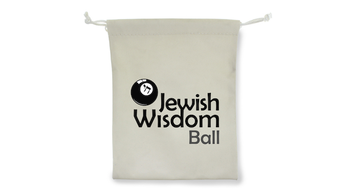 The Jewish Wisdom Ball is a fun Jewish take on the classic Magic 8 Ball.  Simply ask the ball a yes or no question 0f890c714da2