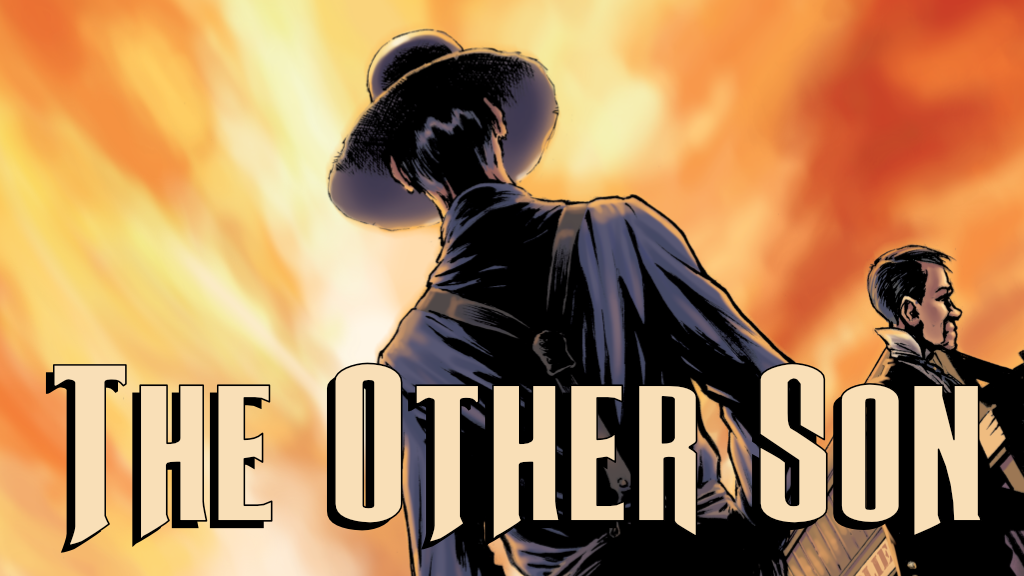 The Other Son - A Dark Western One-Shot Comic project video thumbnail