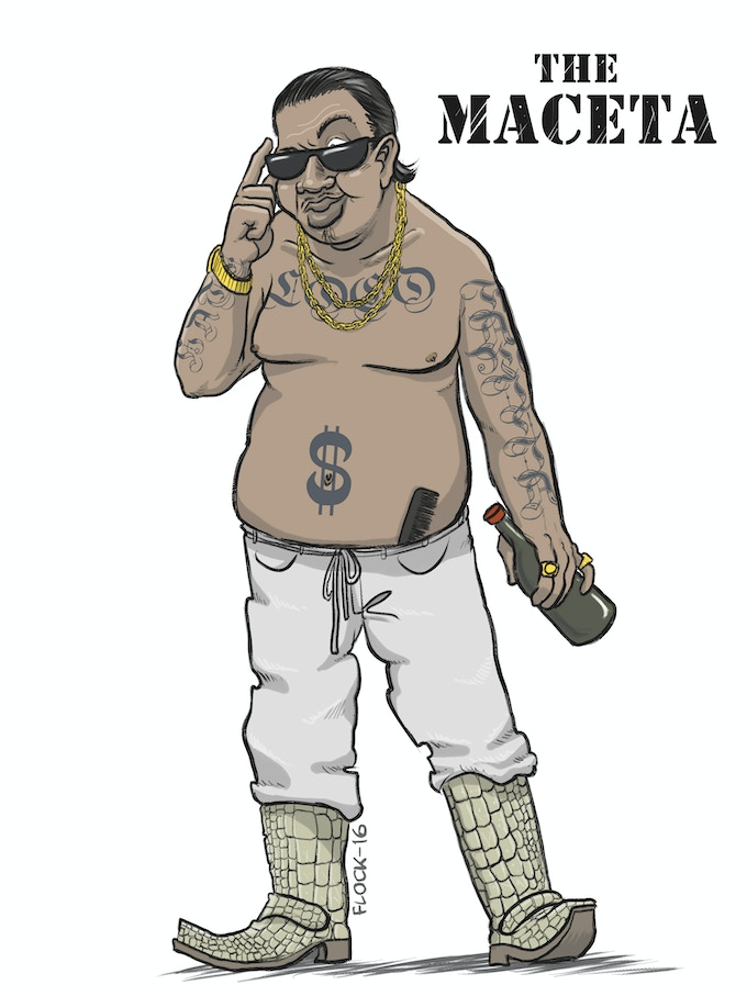 The Maceta